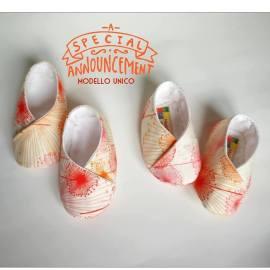 scarpine neonato modello unico soffioni
